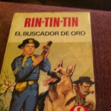 Libros antiguos: RIN-TIN-TIN. EL BUSCADOR DE ORO.. Lote 33460657