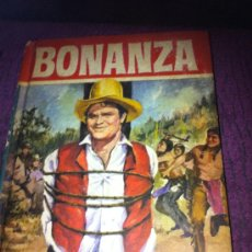 Libros antiguos: BONANZA. EL TEMPLO SUBTERRANEO.. Lote 33460749