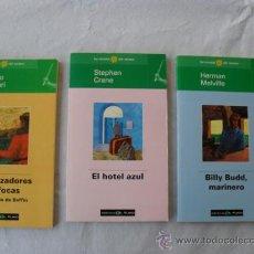 Libros antiguos: NOVELAS DE AVENTURAS 3. Lote 34052787