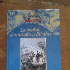 Libros antiguos: LA VUELTA AL MUNDO EN 80 DIAS - JULIO VERNE - EDICIONES RUEDA . Lote 34069666