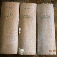 Libros antiguos: OBRAS COMPLETAS GENOVEVA DE BRABANTE, A. CONTRERAS, EDITORIAL CASTRO. Lote 34603597
