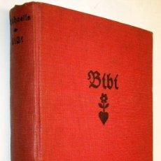 Libros antiguos: 1934 BIBI - KARIN MICHAELIS - CON ILUSTRACIONES. Lote 35294418