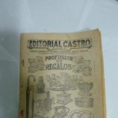 Libros antiguos: JUAN LEON REY DE LA SERRANÍA 10 PRIMEROS TOMOS ORIGINALES SUELTOS. Lote 35398351