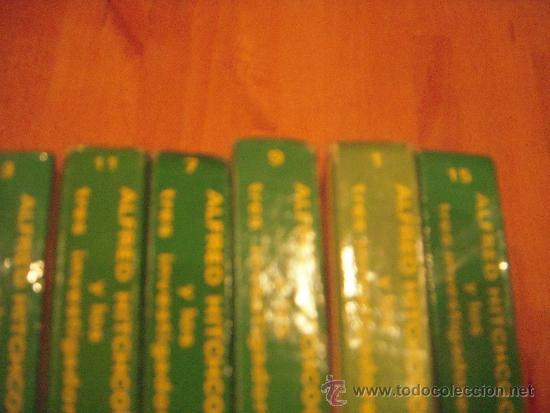 Libros antiguos: 6 libros de Alfred Hitchcock - Foto 2 - 35887421