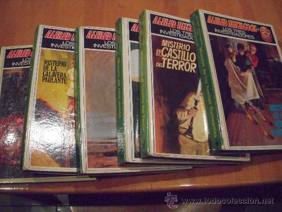 Libros antiguos: 6 libros de Alfred Hitchcock - Foto 3 - 35887421