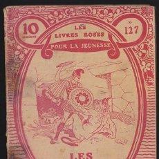 Libros antiguos: LES LIVRES ROSES POUR LA JEUNESSE 127, LES ETOILES - 1914 LIBRAIRIE LAROUSSE, EN FRANCES, MUY ILUSTR. Lote 36109883