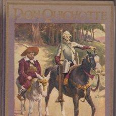 Libros antiguos: LES AVENTURES DE DON QUICHOTTE. Lote 36130819