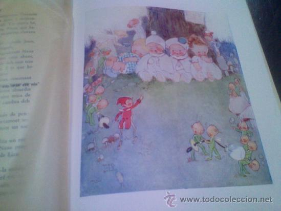 Libros antiguos: Peter Pan i Wendy 1ª edicion en catalan 1935 - Foto 4 - 37313484