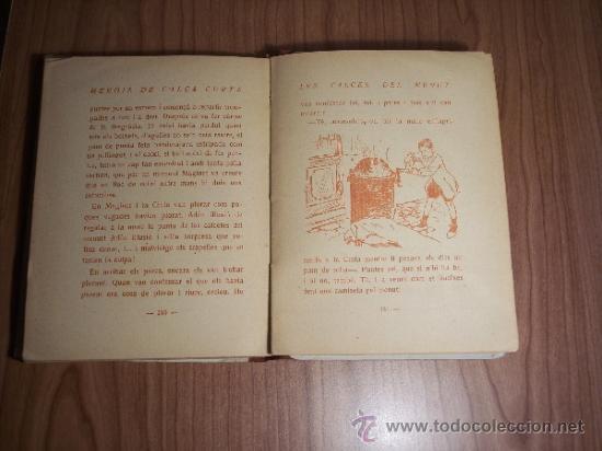 Libros antiguos: HEROIS DE CALÇA CURTA EN VALENTI I LA CRISTETA (JOSEP MIRACLE) AÑO 1933 - Foto 5 - 37552961