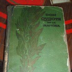 Libros antiguos: EL QUIJOTE. Lote 37531383