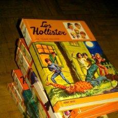 Libros antiguos: LOTE DE LIBROS DE LOS HOLLISTER.12 LIBROS. EDITORIAL TORAY. TAPAS DURAS. .. Lote 54363731