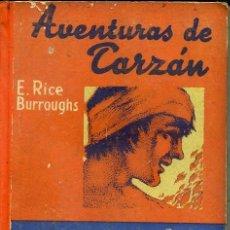 Libros antiguos: E. RICE BURROUGHS : TARZÁN EL TERRIBLE (G. GILI, 1928). Lote 39188238