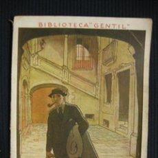 Libros antiguos: AQUELLA PARAULA.. J.Mª FOLCH Y TORRES.BIBLIOTECA GENTIL. Nº8.1924.. Lote 39840093