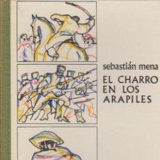 Libros antiguos: EL CHARRO EN LOS ARAPILES Y OTROS 4. Lote 40478309