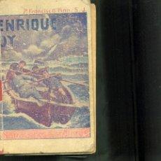 Libros antiguos: ENRIQUE DY. AÑO 1928. R.P. FRANCISCO FINN S.J.. Lote 40628654