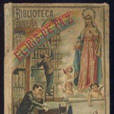 Libros antiguos: EL ROSAL - CRISTÓBAL SCHMID - AÑO 1901 - GRABADOS J. PAHISSA. Lote 40826492