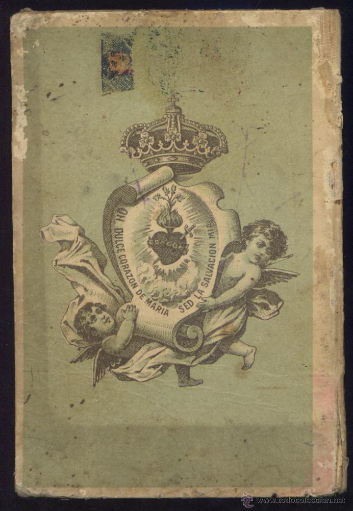 Libros antiguos: FOTO DORSO - Foto 2 - 40826492