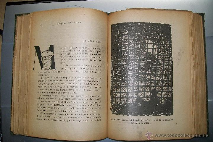 Libros antiguos: FOLCH I TORRES AVENTURES D´EN ROC GENTIL NIU D´ALIGUES BIBLIOTECA PATUFET AÑOS 20 - Foto 6 - 42877024