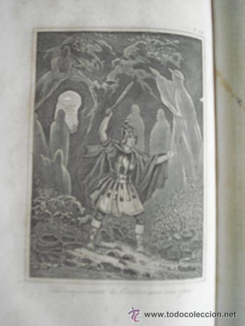 Libros antiguos: LES AVENTURES DE TELEMAQUE FILS D'ULYSSE - 1863 FRANCIA - GRABADOS - Foto 5 - 43980543