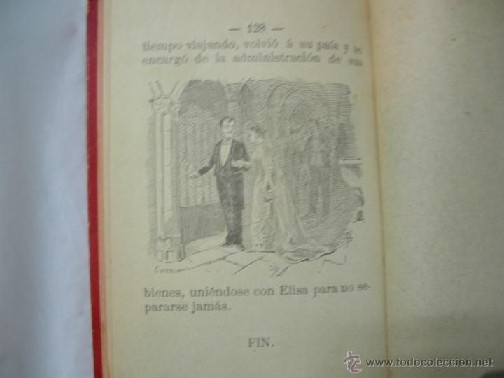 Libros antiguos: LA IGNORANCIA CASTIGADA NOVELA ESCRITA POR EL C. CRISTOBAL SCHMID - 1900 - Foto 10 - 44008071