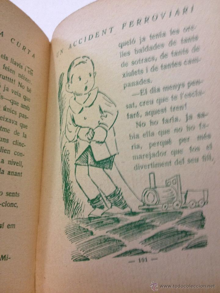 Libros antiguos: Herois de Calça Curta - Josep Miracle. EN MATEU,... . Editorial Poliglota. Ilustra Josep Obiols. - Foto 4 - 44143860