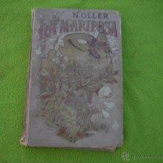 Libros antiguos: LIBRO ANTIGUO NOVELA DE NARCISO OLLER 1886. Lote 44203338