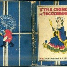Libros antiguos: SCHMID : YTHA, CONDESA DE TOGGENBOURG (CALLEJA). Lote 44985608