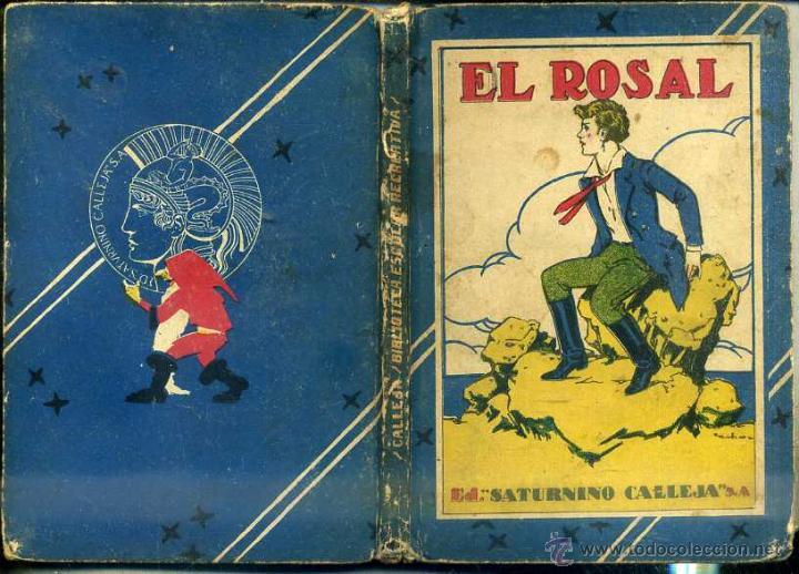 SCHMID : EL ROSAL (CALLEJA) (Libros Antiguos, Raros y Curiosos - Literatura Infantil y Juvenil - Novela)