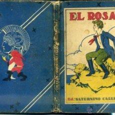 Libros antiguos: SCHMID : EL ROSAL (CALLEJA). Lote 44985629