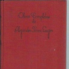 Libros antiguos: LA CASA DE LA TROYA, ALEJANDRO PÉREZ LUGÍN, ESTUDIANTINA, ED. JUVENTUD BARCELONA 1931, 320 PÁGS. Lote 197350167