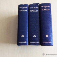 Libros antiguos: LAJOS ZILAHY--OBRAS COMPLETAS TRES TOMOS-. Lote 45793362