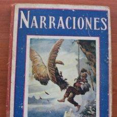 Libros antiguos: NARRACIONES. BIBLIOTECA PARA NIÑOS. POR S.H. HAMER. – 1935 - ILUSTRACIONES - FACIL LECTURA. Lote 46894877