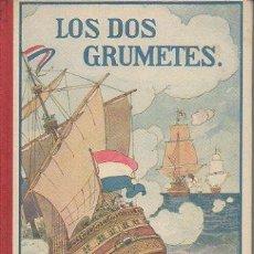 Libros antiguos: LOS DOS GRUMETES. JOSÉ SPILLMAN. B. HERDER, FRIBURGO DE BRISGOVIA. 3ª EDICIÓN, C. 1921. Lote 47939534