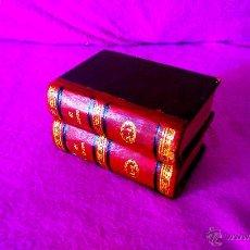 Libros antiguos: MINIATURA, EL BRAVO, NOVELA VENECIANA, JAMES FENIMORE COOPER 1834. Lote 47997844