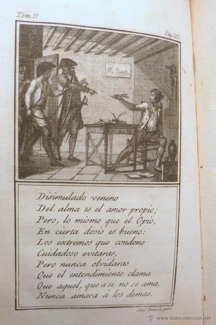 Libros antiguos: Las Tardes de la Granja, V.Rguez de Arellano, tomo I 1803 (primera edicion) - Foto 5 - 195787196