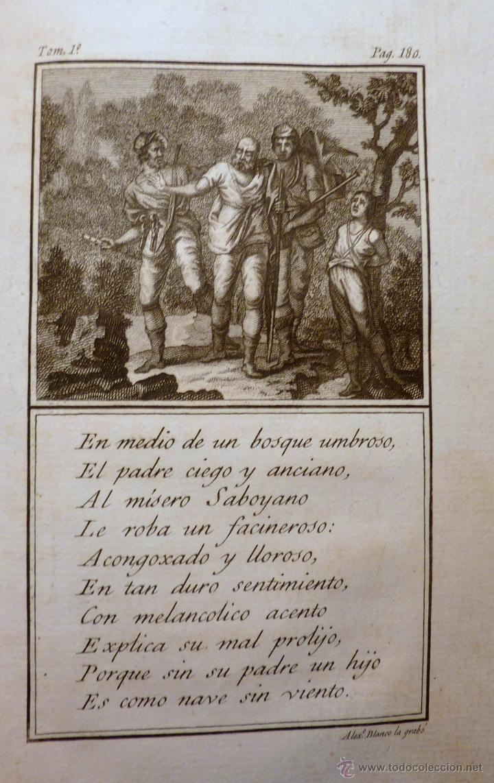 Libros antiguos: Las Tardes de la Granja, V.Rguez de Arellano, tomo I 1803 (primera edicion) - Foto 6 - 195787196
