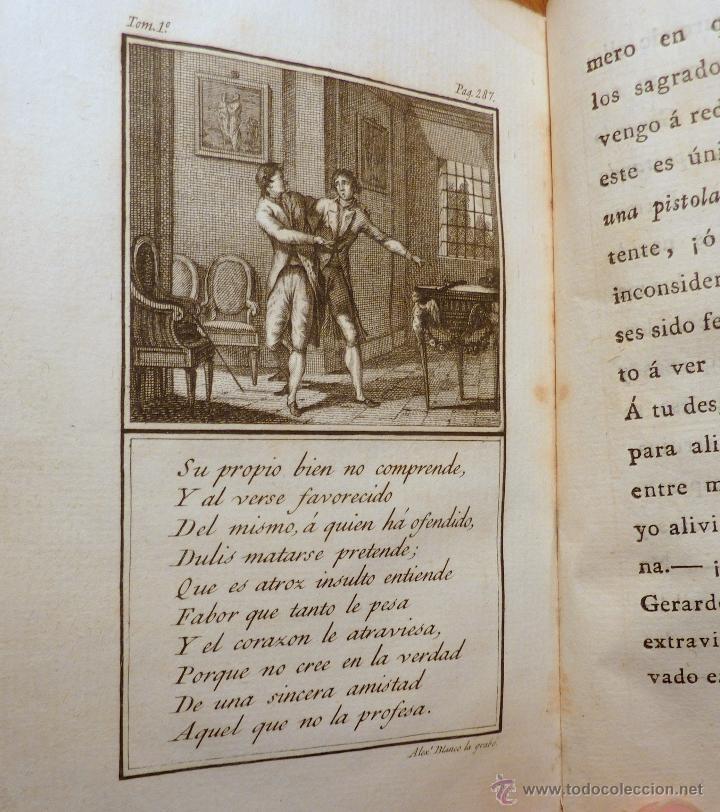 Libros antiguos: Las Tardes de la Granja, V.Rguez de Arellano, tomo I 1803 (primera edicion) - Foto 7 - 195787196