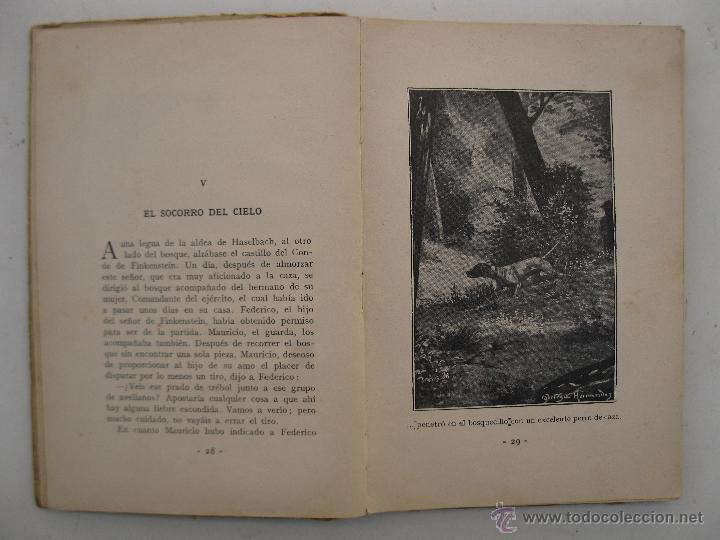 Libros antiguos: FRIDOLÍN EL BUENO Y THIERRY EL MALO - CRISTÓBAL SCHMID - BIBLIOTECA PARA NIÑOS Nº 25 - S. CALLEJA. - Foto 3 - 49180170