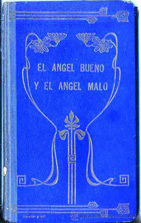 PEDRO UMBERT : EL ÁNGEL BUENO Y EL ÁNGEL MALO - NOVELAS CORTAS (HENRICH, 1909) (Libros Antiguos, Raros y Curiosos - Literatura Infantil y Juvenil - Novela)
