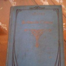 Libros antiguos: ROBINSON CRUSOE POR DANIEL DEFOE Y 120 ILUSTRACIONES ORIGINALES DE WALTER PAGET,,EDITORIAL POPULAR. Lote 49354151