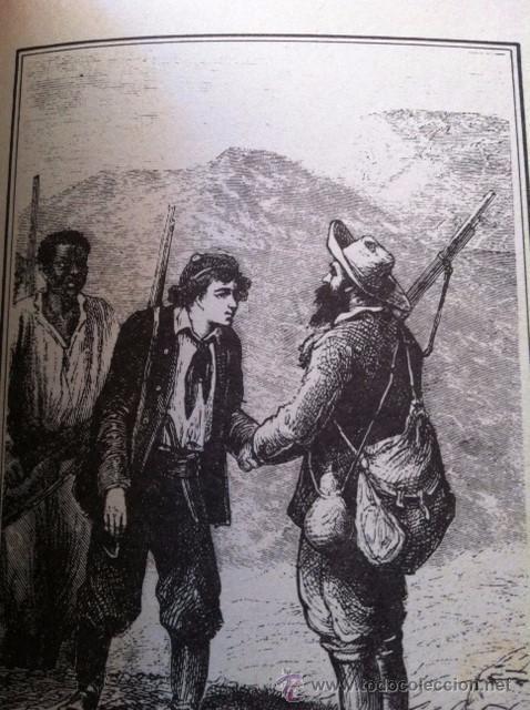 Libros antiguos: UN CAPITAN DE QUINCE AÑOS JULIO VERNE POR EDITORS, S.A. - Foto 3 - 49517585