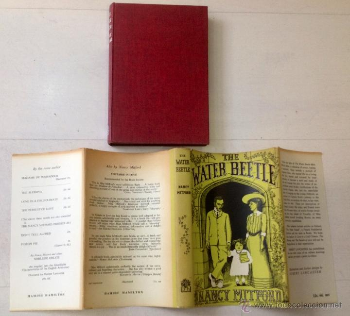 Libros antiguos: THE WATER BEETLE - NANCY MITFORD - FIRST EDITION. 1962 - Foto 1 - 49748744