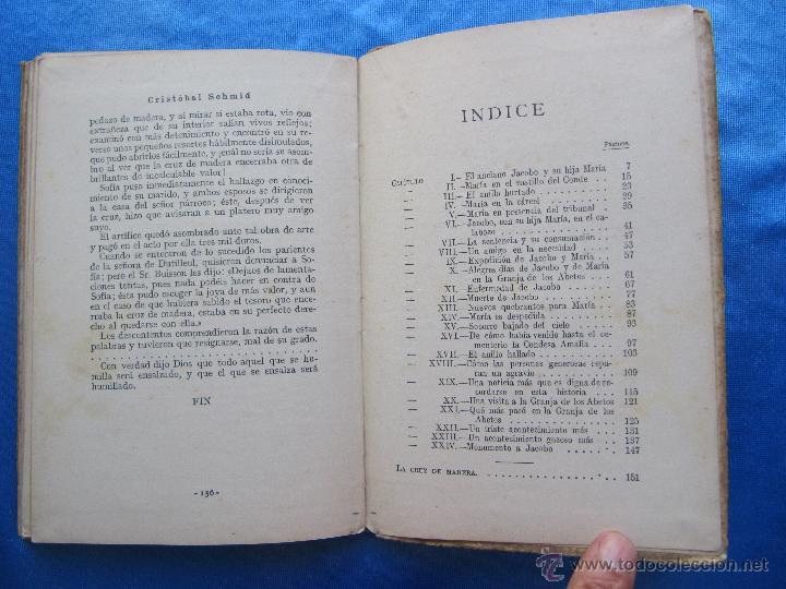 Libros antiguos: EL CANASTILLO DE FLORES. POR CRISTOBAL SCHMID. SATURNINO CALLEJA FERNÁNDEZ, MADRID, SIN FECHA. - Foto 6 - 49941351
