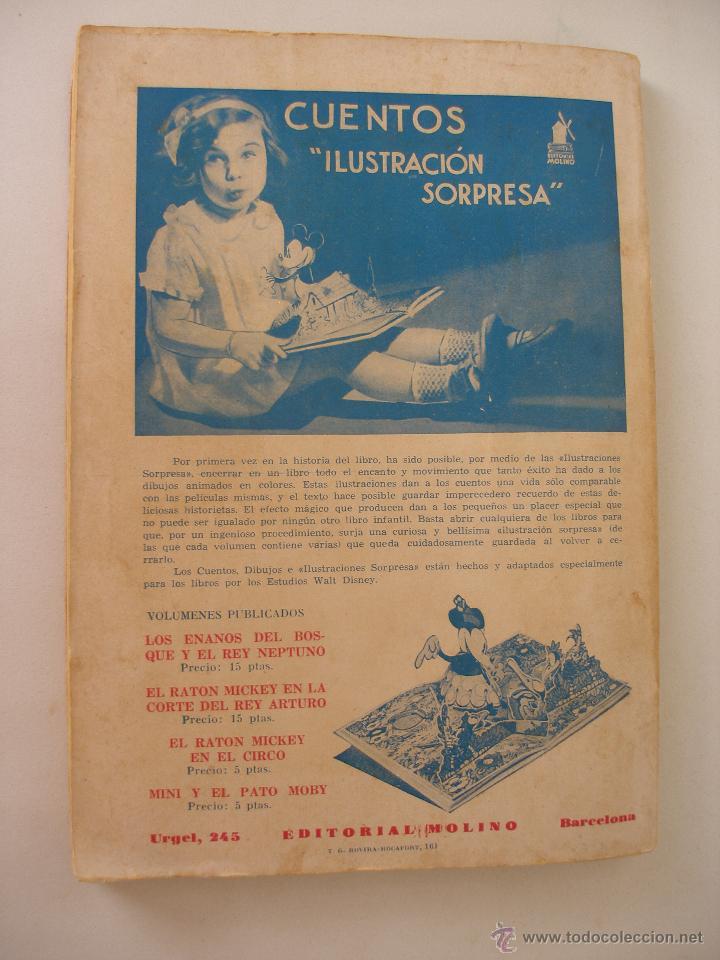 Libros antiguos: Bardelys El Magnifico Rafael Sabatini - Biblioteca Oro ditorial Molino Diciembre 1934 - Foto 3 - 49963212