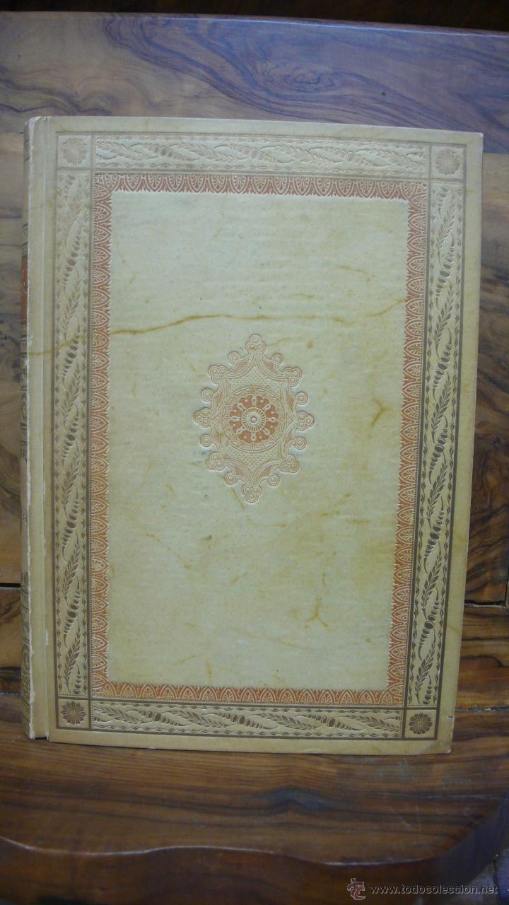 Libros antiguos: NOVELAS EXEMPLARES DE MIGUEL DE CERVANTES. FACSÍMIL DE LA EDICIÓN DE 1613. ILUSTRADO. - Foto 3 - 50123245