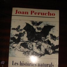 Libros antiguos: LIBRO LES HISTÒRIES NATURALS . Lote 46671534