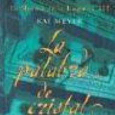 Libros antiguos: REINA DE LA LAGUNA III, LA: LA PALABRA DE CRISTAL DE MEYER, KAI. Lote 50324190