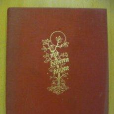 Libros antiguos: MIT HEITEREN VUGEN - MARK TWAIN (EN ALEMAN) 1924. Lote 50400093