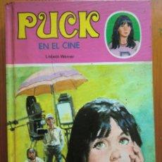 Libros antiguos: LIBRO PUCK EN EL CINE (1979) DE LISBETH WERNER. EDICIONES TORAY. MUY BUEN ESTADO. Lote 50447439