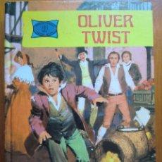 Libros antiguos: LIBRO CÓMIC OLIVER TWIST (1980) DE CHARLES DICKENS. EDICIONES TORAY. BUEN ESTADO. Lote 50447552